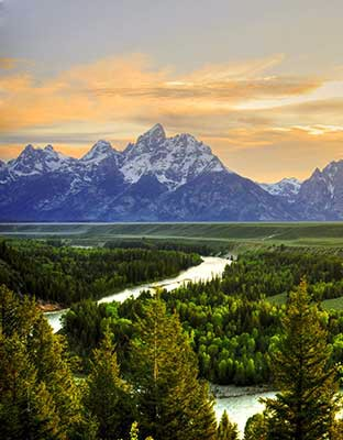 Grand Teton National Park Audio Guide