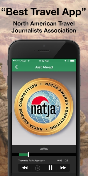 just ahead app best travel app