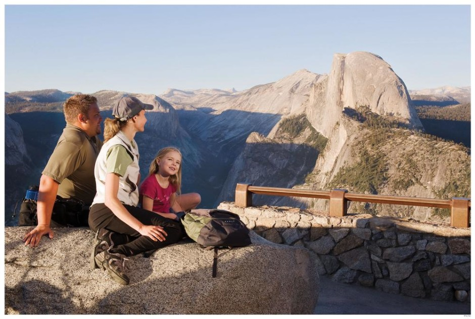 Best Sights in Yosemite: Glacier Point